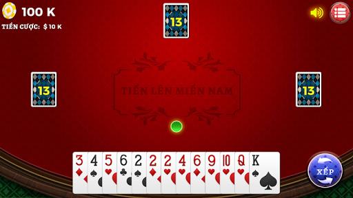 Danh Bai Tien Len 1.00 screenshots 2