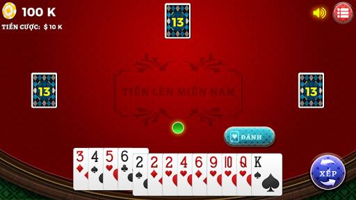 Danh Bai Tien Len 1.00 screenshots 3