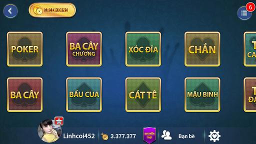 Game bai Online – Vua danh bai screenshots 2