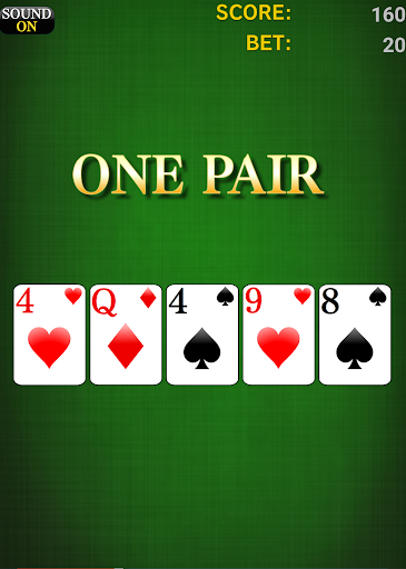 Poker card game screenshots 3