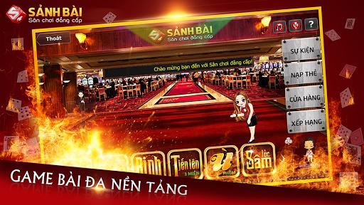 SNH BI – Game bai danh bai screenshots 1