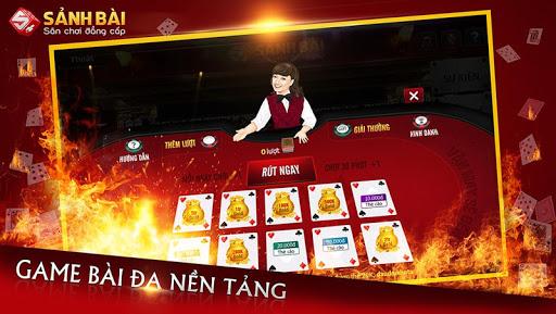 SNH BI – Game bai danh bai screenshots 2