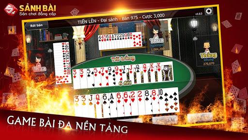SNH BI – Game bai danh bai screenshots 4