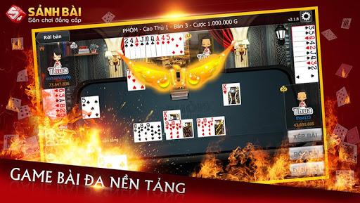 SNH BI – Game bai danh bai screenshots 5