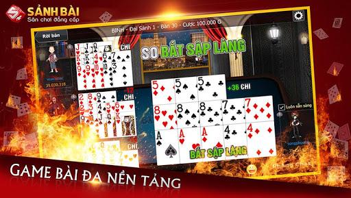 SNH BI – Game bai danh bai screenshots 6