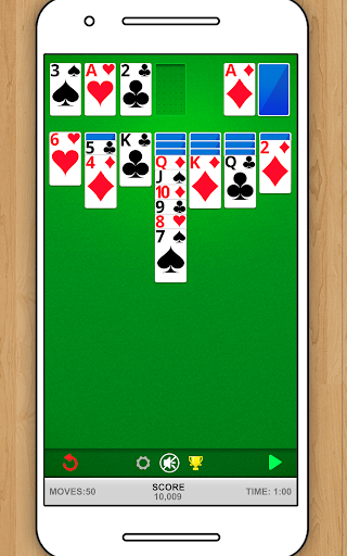 SOLITAIRE CLASSIC CARD GAME screenshots 12
