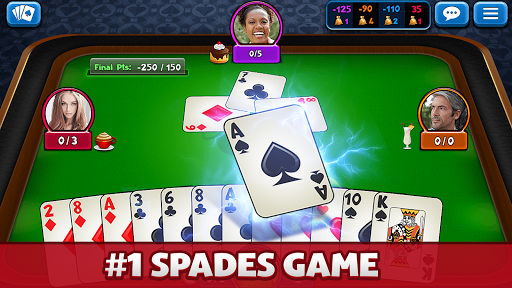 Spades Plus screenshots 1