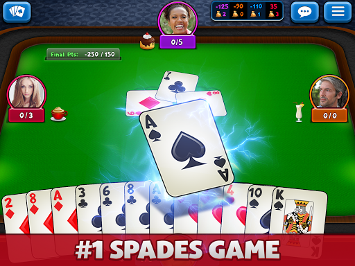 Spades Plus screenshots 11