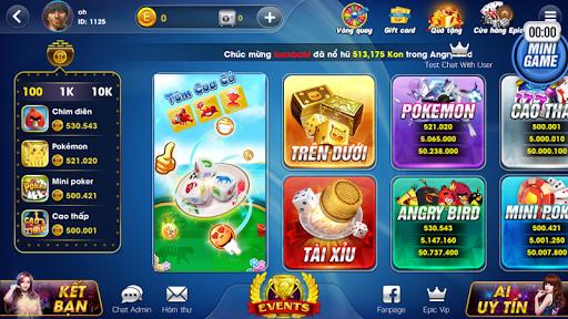 Tai Xiu – Bau cua tom ca Slots Epic Jackpot 4.0.0 screenshots 1