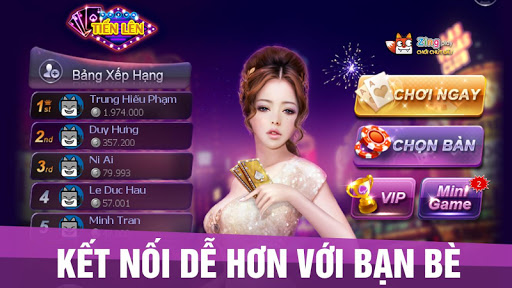 Tin ln Min Nam- Tin Ln – tien len – ZingPlay screenshots 6