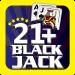 Blackjack 21+ Casino Card Game  APK