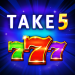 Take5 Free Slots – Real Vegas Casino 2.27.1 APK