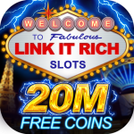 Link It Rich! Hot Vegas Casino Slots FREE 1.1.0 APK