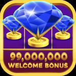 Slots – Blue Diamond Casino Jackpot Party 1.3 APK