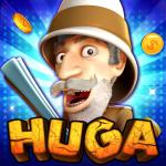 野蠻世界老虎機HUGA Slots全新改版拉霸Casino娛樂城 ,拉斯維加斯賭場角子機博弈遊戲 5.0.7
