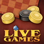 Checkers LiveGames – free online game