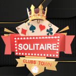 Solitaire Clubs Town – Fancy Solitaire Card Game